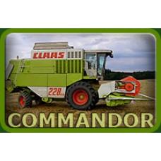 Запчасти для комбайнов Comandor