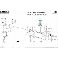 ВАЛ ВЕДУЩИЙ D150X263 (Германия)