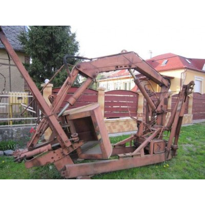 Экскаватор навесной Белорусь (МТС)