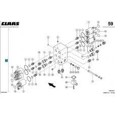 БЛОК КЛАПАНОВ CL02-2X4/3SB+3