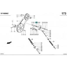 ПОДШИПНИК    6203-2RS-C4