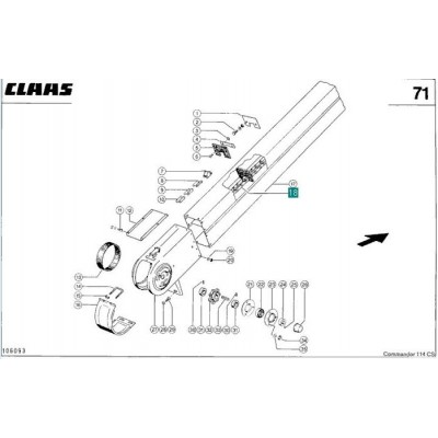 Колосовой   Элеватор 38,4 134GL 33PL (Германия)